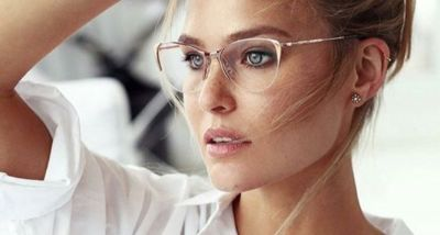 Dokonca aj okuliare majú svoj módny účel - Party-Time 406a96f3150